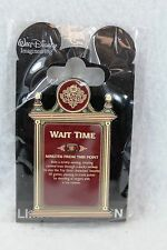 Disney WDI Wait Time Sign Pin Pixar Toy Story Midway Mania LE 300