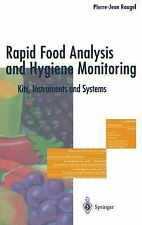 Rapid Food Analysis and Hygiene Monitoring: Kits, Instruments and Syst-ExLibrary