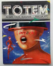 TOTEM 22 La rivista del fantastico NUOVA FRONTIERA 1980 Manara CAZA Alexis