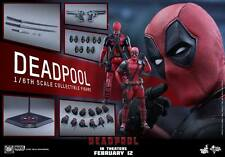 BN SEALED HOT TOYS MMS347 Deadpool RARE IN STOCK WOW SIDESHOW COLLECTIBLES