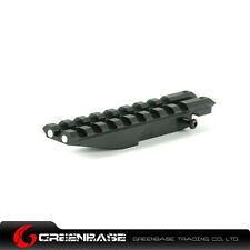 Rear Sight Rail Mount Scope Rail Base for AK AEG GTA1202