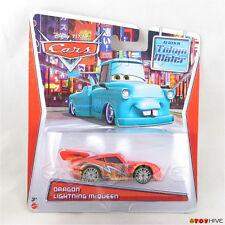 Disney Pixar Cars Dragon Lightning Mcqueen toon short - 2014 Walmart exclusive