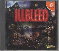 (Used) Dreamcast Illbleed [Japan Import] ((Free Shipping))