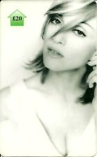 RARE / PHONECARD PREPAID - MADONNA / LIMITED EDITION TO 500 EXEMPLARYS