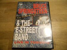 BRUCE SPRINGSTEEN & THE E-STREET BAND LIVE IN TORONTO ON 24TH JULY 1984 15 SONGS