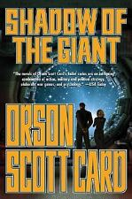 Shadow of the Giant (The Shadow Series) Card, Orson Scott Hardcover