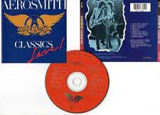 "AEROSMITH ""Classics Live"" (CD) Dream On,Mama Kin 1986"