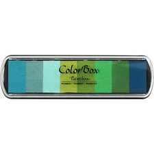 Clearsnap ColorBox Pigment Paintbox Ink Pad 8 Colors - 303046