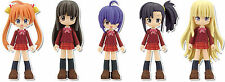 Negima! Magister Negi Magi Figumate Vol.1 Mini Figure Complete Set (5)