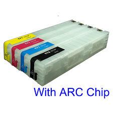 For HP 970 971 Pro X451dn/dw X551dw X476dn/dw Refillable Ink Cartridge V2 chips