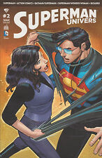 SUPERMAN UNIVERS N°2 DC Comics URBAN série