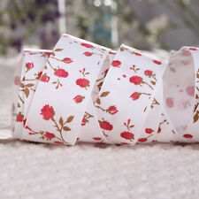 "Free Shipping wedding festival 2 Yards 1""(25mm) Grosgrain Ribbon  W20"