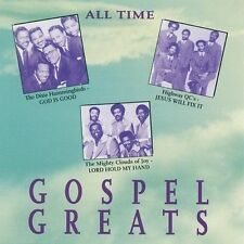 Various Artists: All Time Gospel Greats Extra tracks Audio Cassette