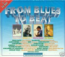 75 BLUES AND BEAT HITS - 3 CD BOX - FROM BLUES TO D1578