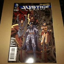 JUSTICE LEAGUE (2011) #28 NM 9.4 1:25 STEAMPUNK Variant Cover DC comics N52