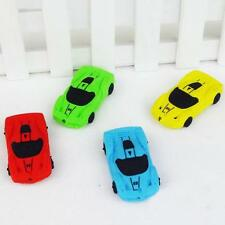 Eraser Stationery School Office Car Shape Pencil Rubber Party Kids Gift Hot Sale