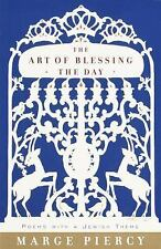 The Art of Blessing the Day: Poems with a Jewish Theme-ExLibrary