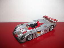 Audi R8 24 h heures du Mans 2001 MINICHAMPS 1/43