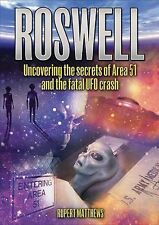 Roswell Uncovering the Secrets of Area 51...Coffee Table Book (Hardcover: 2009)