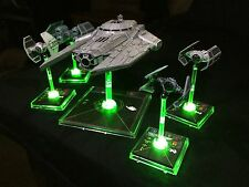 Star Wars X Wing Miniatures Ship Base LED Upgrade Kit (Qty 1)