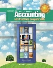 South-Western Accounting with Peachtree  Complete 2005 (with Individual License)