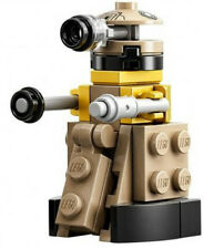 NEW LEGO DALEK from DOCTOR WHO MINIFIG figure minifigure dr. 21304 robot tardis