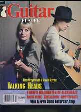Guitar Player March 1984 Talking Heads Yngwie Malmsteen   MBX91