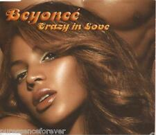 BEYONCE - Crazy In Love (UK 4 Track Enh CD Single Pt 1)