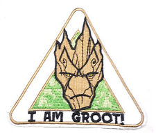 """Guardians of the Galaxy """"I Am Groot""""  3.5"""" Tall  Patch- FREE S&H (MCPA-GG-03)"""