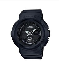 Casio Baby-G * BGA190BC-1B Dual Dial World Time Black Watch Women COD PayPal