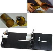 New Staine Glass Bottle Cutter Machine Wine Beer Cutting jar recycle DIY Tool