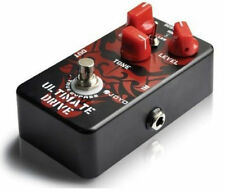 Tracking No JOYO Guitar Ultimate Drive Effect Pedal Ture Bypass G065