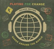 Songs Around the World [Deluxe Edition CD/DVD], Playing for Change, Very Good Bo