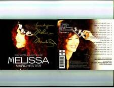 Melissa Manchester signed You Gotta Love The Life CD