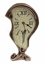 NEW Art Nouveau Melting Clock 8395 Magnificent! Ship Immediately!!!