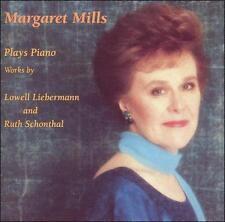 Margaret Mills Plays Piano, New Music
