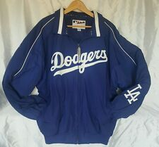 Los Angeles Dodgers, Mens thick fully lined Authentic Majestic Jacket XL