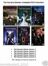 The Vampire Diaries - Seasons 1 - 6 DVD Complete Series Box New 1 2 3 4 5 6 UK