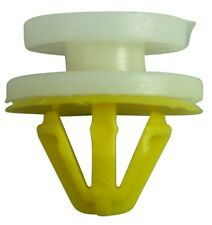 10 x panneau garniture clip fastener 9.3mm trou parfait pour nissan oem 7703077368
