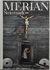 MERIAN 01/84 Steiermark / Österreich