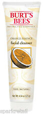 Burt's Bees Organic Orange Essence FACIAL CLEANSER 120g 100% Natural Face Wash