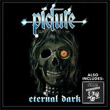 PICTURE - Eternal Dark + Heavy Metal Ears (NEW*HEAVY METAL CLASSIC*PRIEST*SAXON)