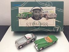 Corgi Stirlings Choice Jaguar Set In Original Box