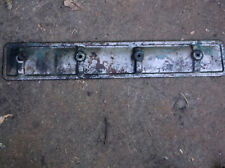 1957 - 1959 Ford 223 6 Cyl Lifter Push Rod Access Cover Engine Block Soft Plug