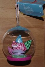 Disney Store Cheshire Cat Bauble Disneyland Paris Christmas tree decoration
