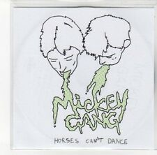 (DL431) Mickey Gang, Horses Can't Dance - 2009 DJ CD