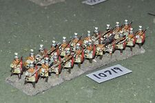25mm late roman legionaries 22 figures (10719)
