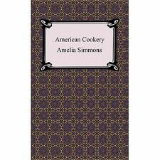 American Cookery-ExLibrary