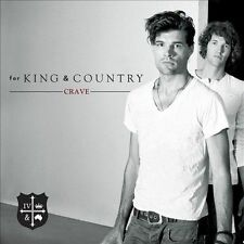 Crave - For King & Country (Bonus Edition, CD, 2013, Fervent) - FREE SHIPPING