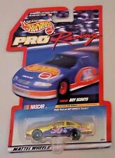 Mattel Team HotWheels Pro Racing Die-Cast NASCAR Boy Scouts #50 NEW